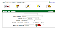 http://destiny.dc.k12.mn.us/cataloging/servlet/presentadvancedsearchredirectorform.do?l2m=Library%20Search&tm=TopLevelCatalog&l2m=Library+Search